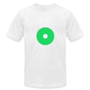 Dotify Logo - Men's Fine Jersey T-Shirt