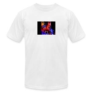 wolf - Men's Fine Jersey T-Shirt