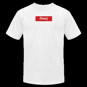 DEEEJ-PREME T SHIRT - Men's Fine Jersey T-Shirt