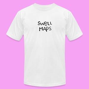 Swell Maps TSHIRT - Men's Fine Jersey T-Shirt