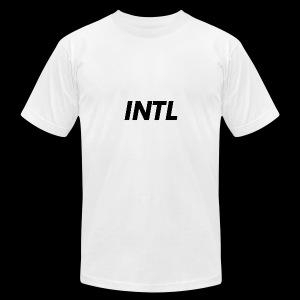 INTL 2 - Men's Fine Jersey T-Shirt
