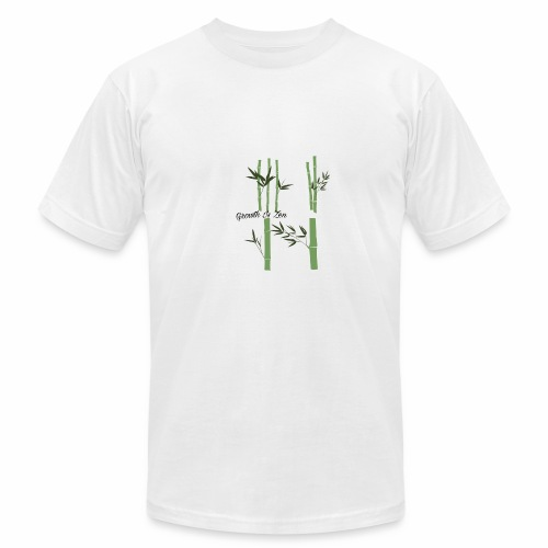 Growth Is Zen - Men's Fine Jersey T-Shirt