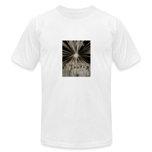 Black_and_White_Vision2 - Men's Fine Jersey T-Shirt