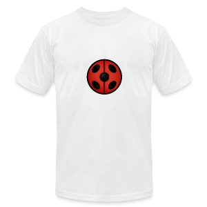 ladybug - Men's T-Shirt by American Apparel