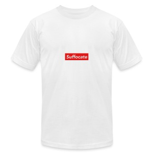 Suffocate - Men's Fine Jersey T-Shirt