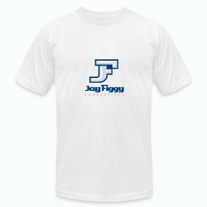 JayFiggyProductions - Men's Fine Jersey T-Shirt