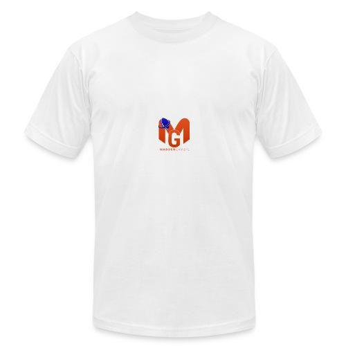 MaddenGamers MG Logo - Men's Fine Jersey T-Shirt