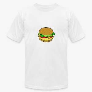 Comic Burger - Men's Fine Jersey T-Shirt