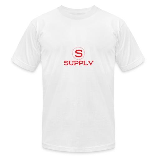 Supply Gear - Men's Fine Jersey T-Shirt