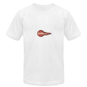 Fireball Saw Logo - Men's T-Shirt by American Apparel