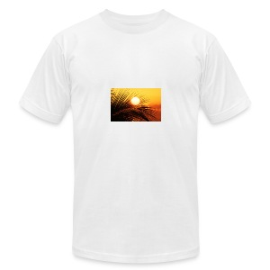beautiful jamaica - Men's Fine Jersey T-Shirt