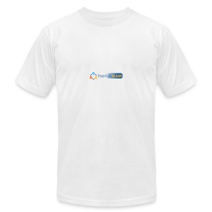 TheAdsTeam Logo - Men's T-Shirt by American Apparel