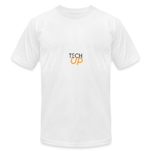 TechUp! - Men's T-Shirt by American Apparel