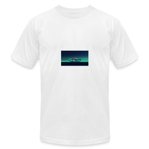 The Pro Gamer Alex - Men's Fine Jersey T-Shirt