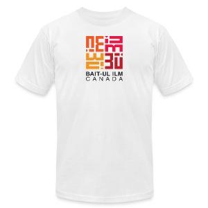 BUI Canada Logo - Men's Fine Jersey T-Shirt
