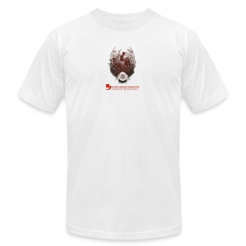 CANCER RESEARCH - Men's Fine Jersey T-Shirt