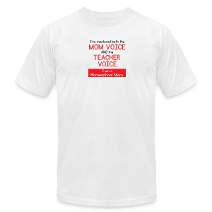 Voice Master - Men's T-Shirt by American Apparel
