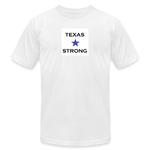 TEXASTRONG - Men's Fine Jersey T-Shirt