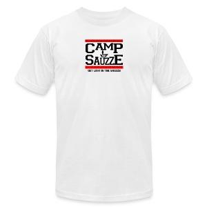 YL Camp Sauzze - Men's Fine Jersey T-Shirt