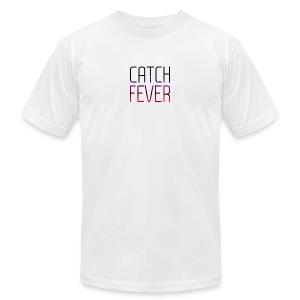 CATCH FEVER 2017 LOGO - Men's Fine Jersey T-Shirt