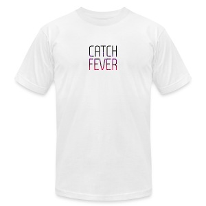 CATCH FEVER 2017 LOGO - Men's T-Shirt by American Apparel