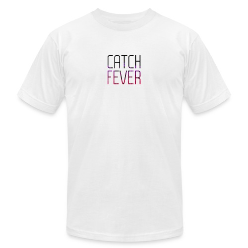 CATCH FEVER 2017 LOGO - Men's Fine Jersey T-Shirt