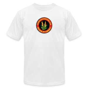 Make Cannabis Legal Cannabis Tshirts 420 wear - Men's T-Shirt by American Apparel