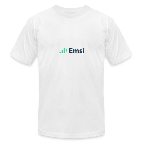 Shirt Full Logo - Men's Fine Jersey T-Shirt
