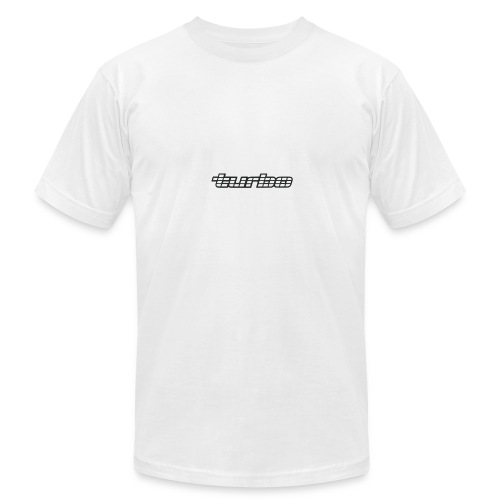 VL Turbo White - Men's  Jersey T-Shirt