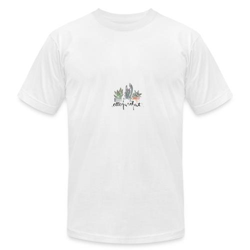 succulent - Men's Fine Jersey T-Shirt