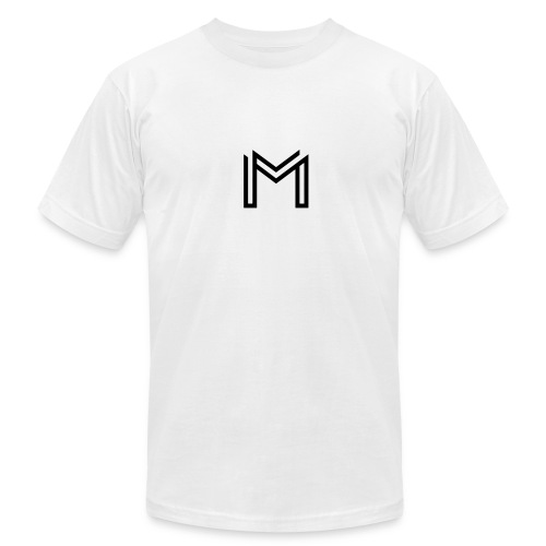 Mathias Official Logo - Men's Fine Jersey T-Shirt