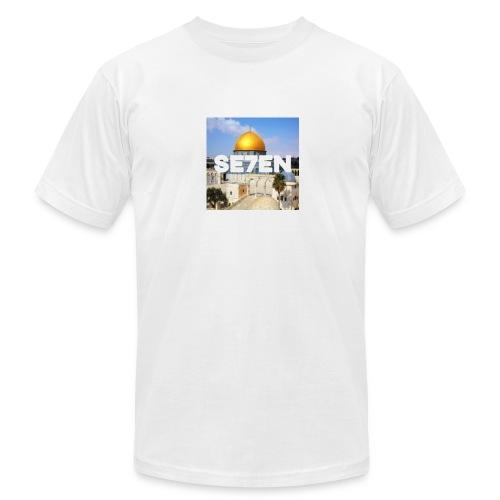 JERUSALEM - Men's Fine Jersey T-Shirt
