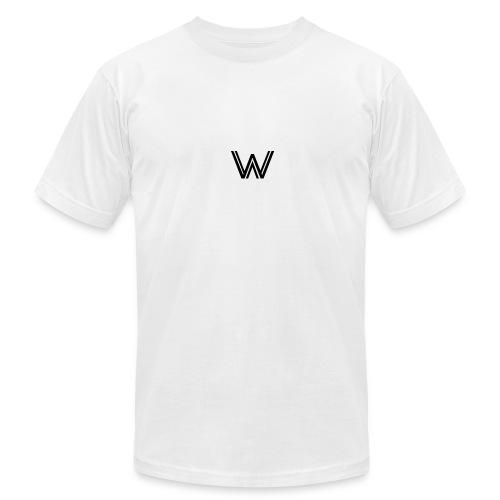 Wabbehh Logo Icon T-Shirt - Men's Fine Jersey T-Shirt