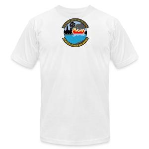 Burning River Squadron - Men's Fine Jersey T-Shirt