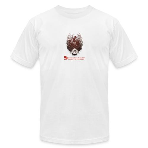 CANCER RESEARCH - Men's Fine Jersey T-Shirt