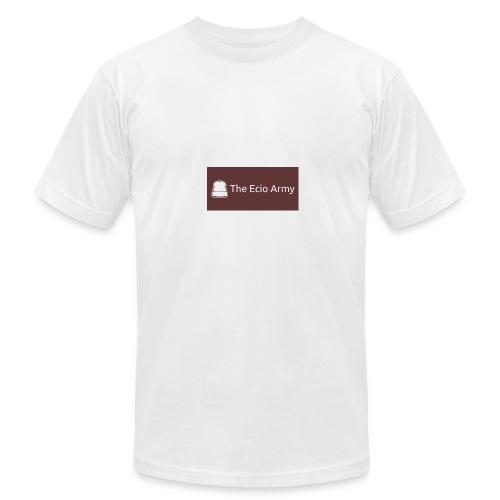 Limited Ecio Army t-shirt - Men's Fine Jersey T-Shirt
