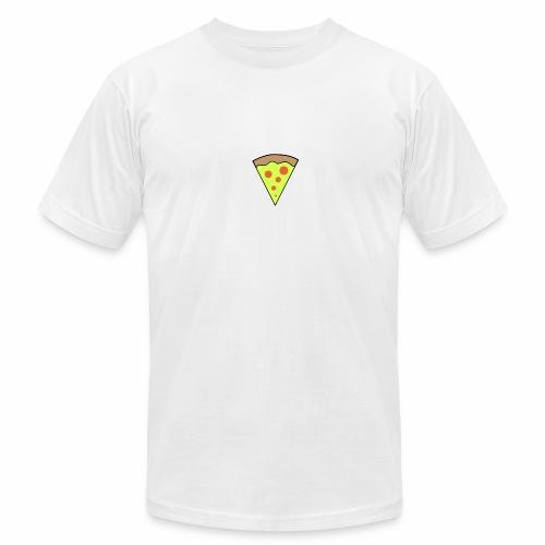 Pizza icon - Men's Fine Jersey T-Shirt