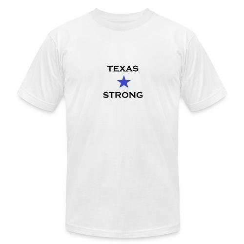 TEXASTRONG - Men's Fine Jersey T-Shirt