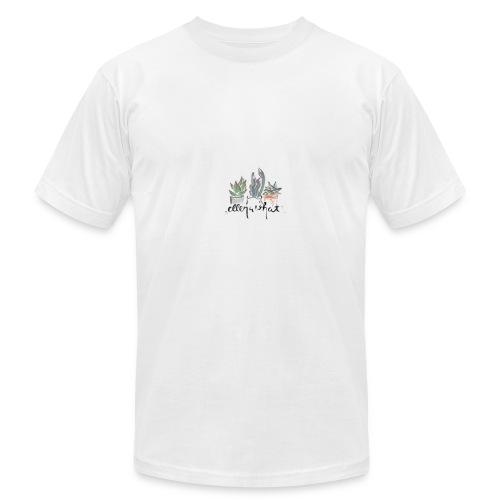 succulents - Men's Fine Jersey T-Shirt