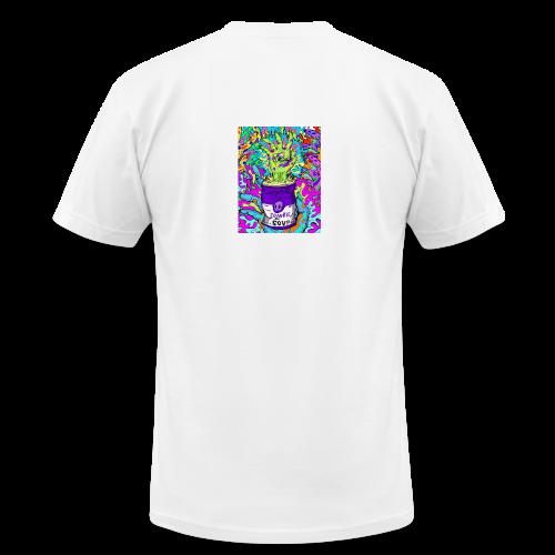 Campbells Zombie Soup - Men's Fine Jersey T-Shirt