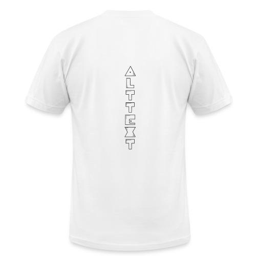 A T - BUBBLEGUM | Alternative Text co. - Men's Fine Jersey T-Shirt