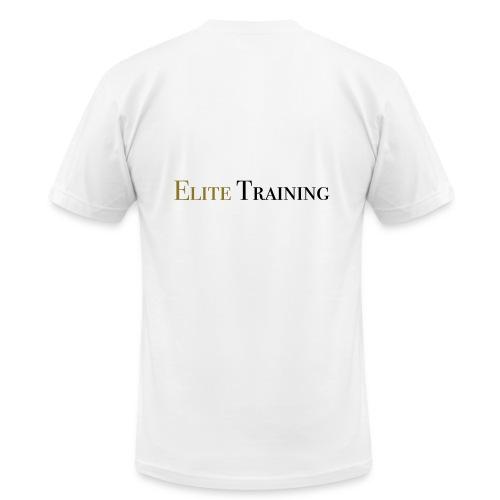Elite Training 3 - Men's Fine Jersey T-Shirt