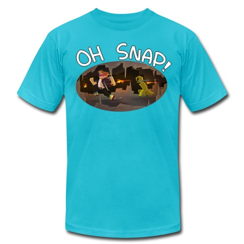 Oh snap T shirt - Unisex Jersey T-Shirt by Bella + Canvas