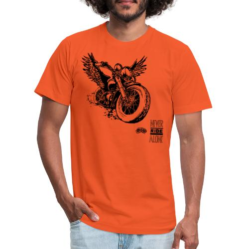 Flying Rat - Unisex Jersey T-Shirt by Bella + Canvas