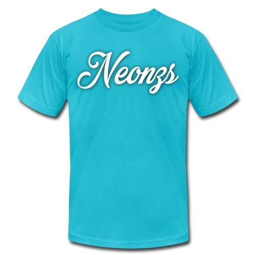 Neonzs png - Men's Jersey T-Shirt