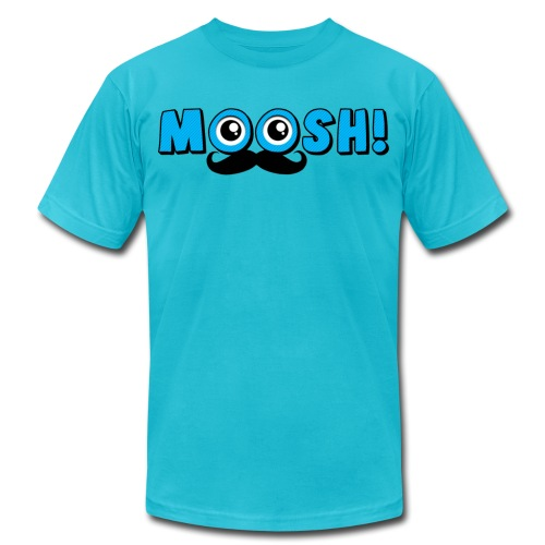 mooshmale - Unisex Jersey T-Shirt by Bella + Canvas