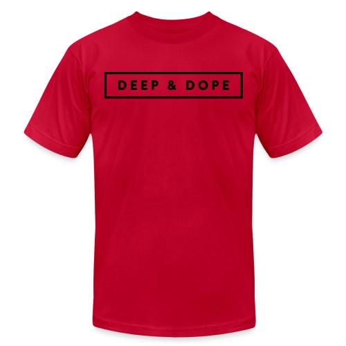 DD2014LOGO - Unisex Jersey T-Shirt by Bella + Canvas