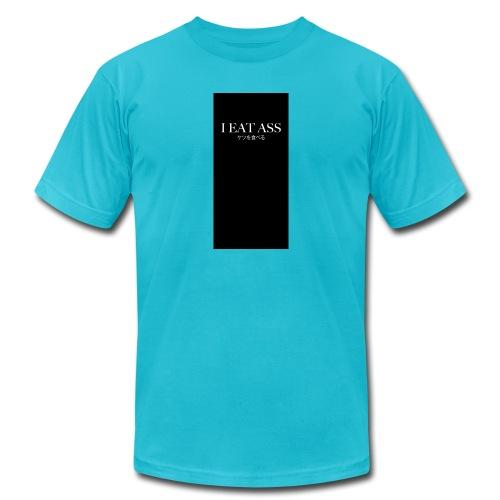 assiphone5 - Unisex Jersey T-Shirt by Bella + Canvas