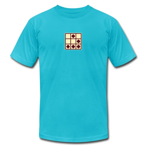 The Hacker Emblem - Unisex Jersey T-Shirt by Bella + Canvas