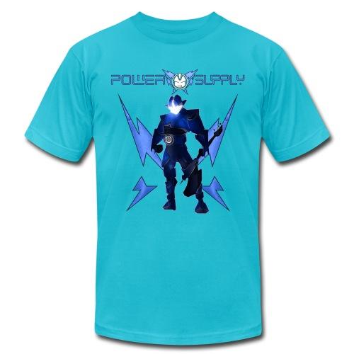 nix shirt04 - Unisex Jersey T-Shirt by Bella + Canvas